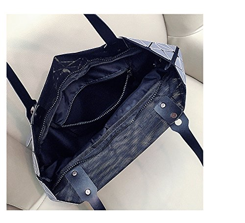 Capacity Small BagDesigner High Shoulder Women Folding Bags Brown Tote Small Blue QualityHandbag gOnxnwHa
