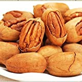 3 Pound (1362 grams) Stir-fried pecans Grade A from Zhejiang (浙江碧根果)