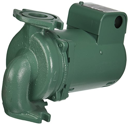 (Honeywell 2400-50-3P Cast Iron 2400 Series Circulator Pump, 1/2 hp)