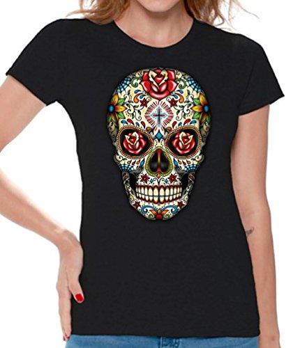 Sugar Skull T-shirt - 4