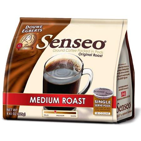 Senseo® Coffee Pods - Medium Roast 18-count (6 (Reg Roast)