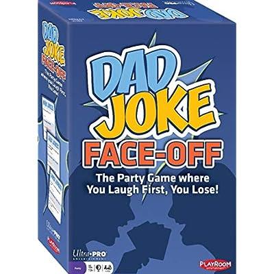 Ultra Pro Dad Joke Face-Off: Toys & Games