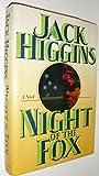 Night of the Fox, Jack Higgins, 0671637274
