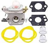 C1U K78 Carburetor with Primer Bulb Gasket for ECHO Blower PB200 PB201 ES210 ES211 Shredder