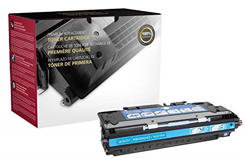 (Inksters Remanufactured Toner Cartridge Replacement for HP Q2671A (HP 309A) - Cyan)