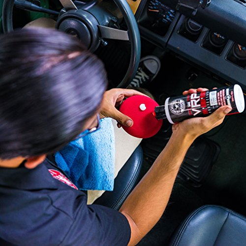 Chemical Guys TVD_107_16 V.R.P. Vinyl, Rubber and Plastic Non-Greasy Dry-to-the-Touch Long Lasting Super Shine Dressing for Tires, Trim and More (16 oz)