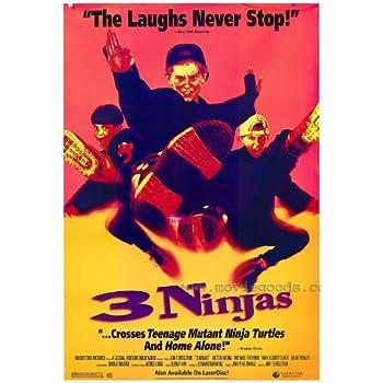 Amazon.com: Ninja 3: La Dominación 11 x 17 Póster de la ...