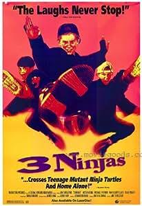Amazon.com: 3 Ninjas Poster Movie 11x17 Victor Wong ...