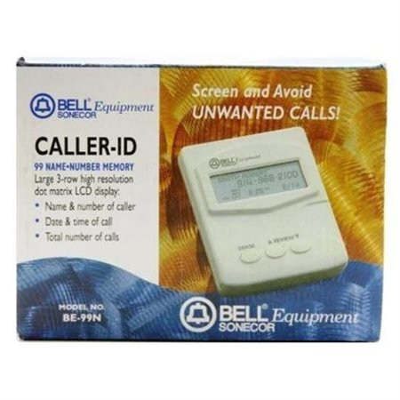 Bell Equipment Sonecor Caller-Id - BE-99N
