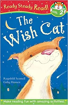 Book The Wish Cat (Ready Steady Read) by Ragnhild Scamell (2013-07-01)