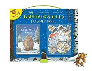 book cover of The Gruffalo Magnet Book