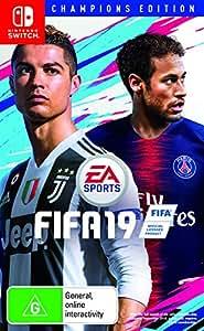 FIFA 19 Champions Edition (Nintendo Switch)