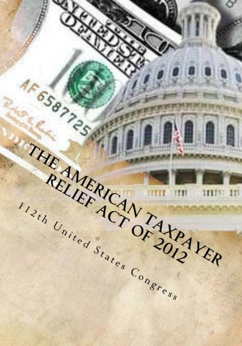 """The """"Fiscal Cliff"""" and the American Taxpayer Relief Act of 2012"""