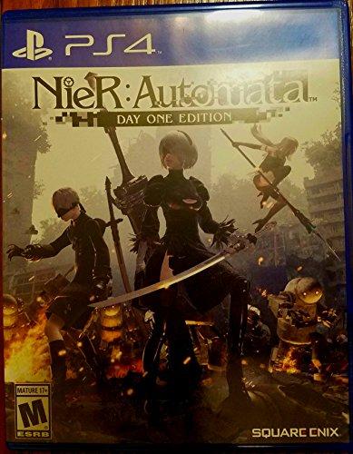 Nier Automata Day One Edition - Square Eu Store