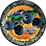 Monster Jam Lunch Plates 8ct