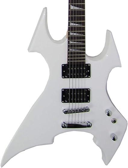 Miiliedy Personalidad Moda Guitarra eléctrica Ejercicio para ...