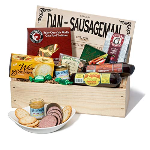 wine meat and cheese gift baskets - 2