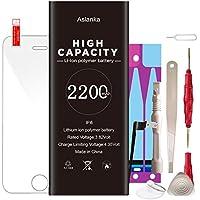 Aslanka Model ip 6 Battery Replacement,with Repair Tool...