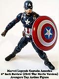 Review: Marvel Legends Captain America 6