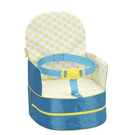 Badabulle B009405 - Elevador de viaje, color azul Babymoov