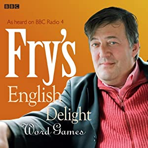Fry's English Delight: Word Games Audiobook