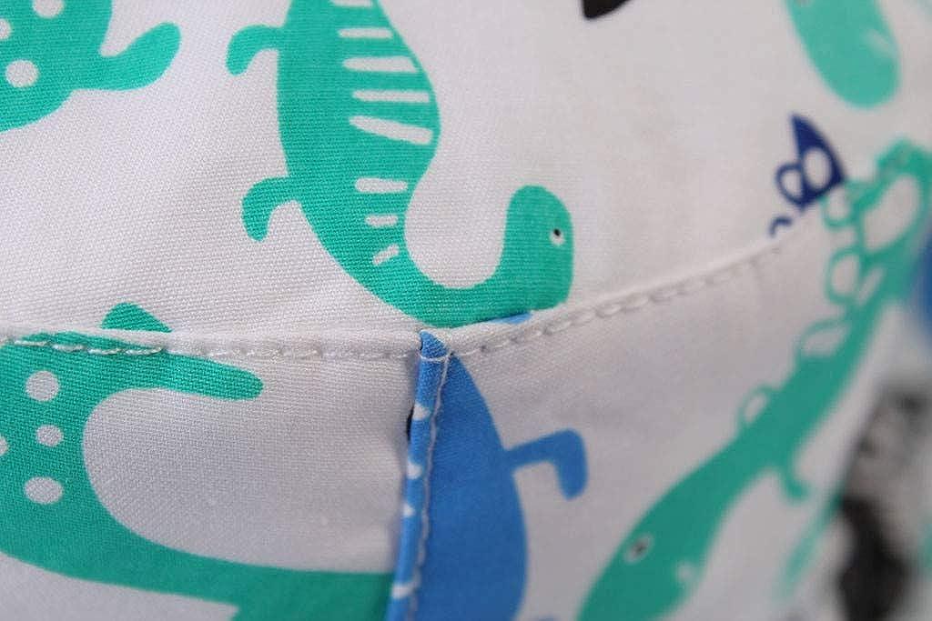 6mois-7ans yuyuanDO Chapeau de Soleil B/éb/é Garcon Enfant Coton Anti-UV Et/é Protection Soleil Plage Mer Voyage Vacances Pliable Bonnet Lavable Respirant Doux Confortable