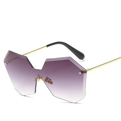 BiuTeFang Gafas de Sol Mujer Hombre Polarizadas Europa y los ...