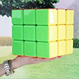 Formula® Large Cube 3x3x3 180mm Magic Puzzle Toy Colorful