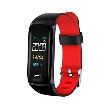 ZLOPV Pulsera Más Bluetooth Reloj Inteligente Hombres ...