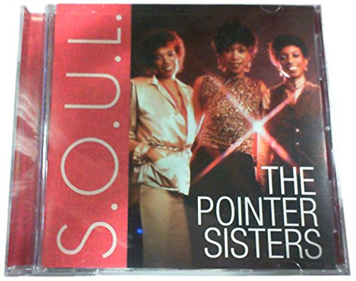 Price comparison product image S.O.U.L.: The Pointer Sisters