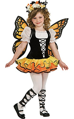 [Monarch Butterfly Costume, Toddler] (Ballerina Costumes For Toddler)