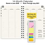 Essential 7x9 Monthly & Weekly 2020 Planner