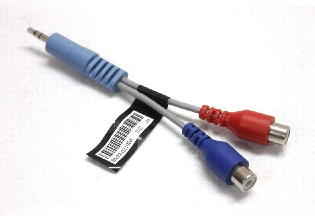 Cable de componente CBF para Samsung Smart HDTV UN55KU6290F, UN50MU6300F, UN50MU6300FXZA, UN55KU6300F, UN55KU630DF, UN55KU6500F, UN55K6250AF, UN55K6250AFXZA, UN55K625DAF, UN55KU650DF, UN55KU6600F: Amazon.es: Electrónica