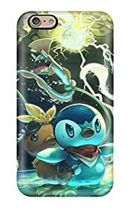 Iphone 6 Case Cover With Shock Absorbent Protective TkpTUVG10509IOFFU Case(3D PC Soft Case)