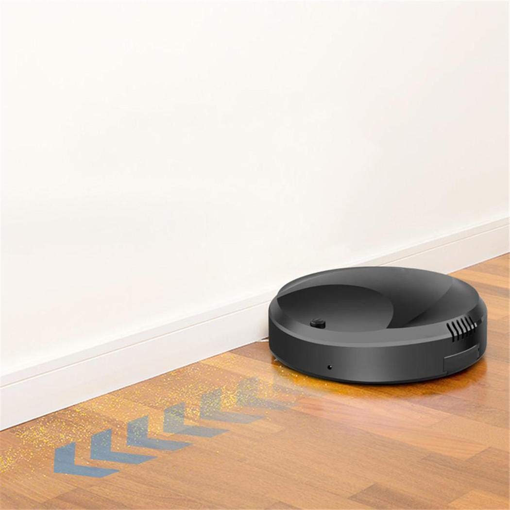 Home Indoor Smart Automatic Change Direction Dust Hair Remove Sweeping Robot