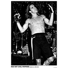 "Red Hot Chili Peppers Poster Anthony Kiedis (23""x33"")"