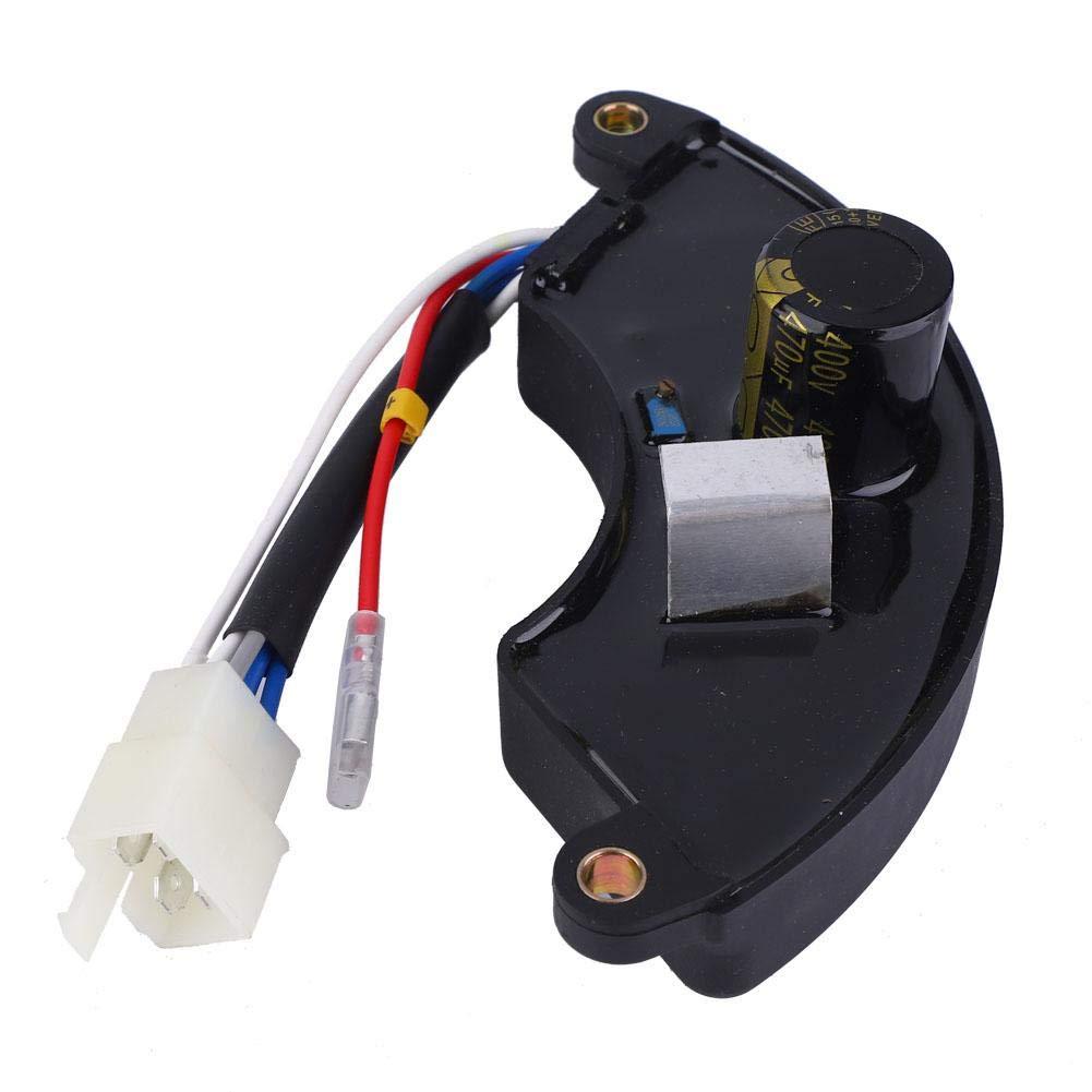5KW Einphasen AVR Spannungsregler Regler Generator Ersatzteile Spannungsregler