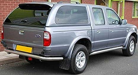 Ford Ranger Pickup 4 x 4 Estate Car inclinado Viaje Caja Jaula de ...