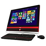 "MSI AG270 2QC-040US 27"" All-in-One Touchscreen Gaming Desktop i7-4710HQ Geforce GTX970M 12GB 1TB + 128GB SSD  (Black/Red)"