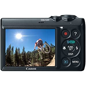 Canon PowerShot A810 16MP Digital Camera with 2.7-Inch TFT LCD from Canon