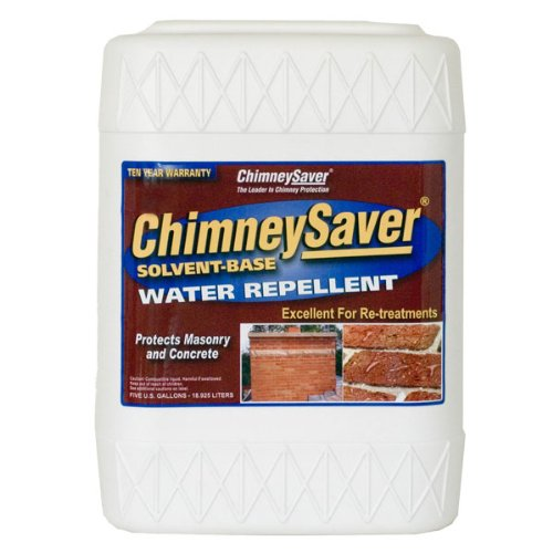 ChimneySaver VOC Compliant Solvent-Based Water Repellent, 1 Gallon