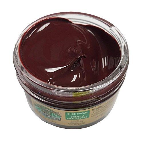 Moneysworth & Best Shoe Cream, 50ml, - Burgundy Purple