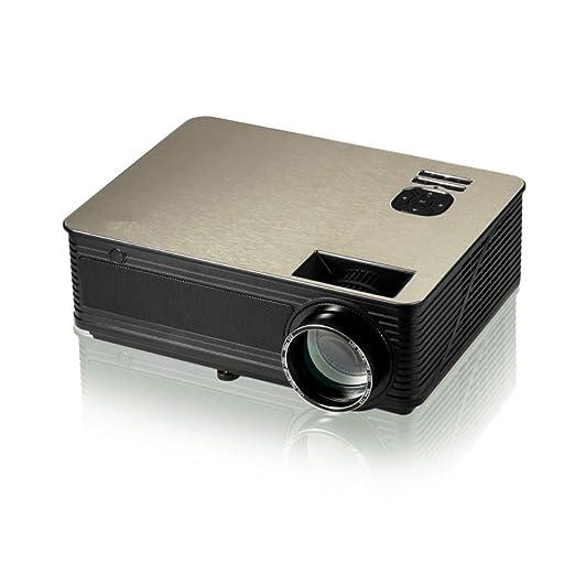 WANGOFUN Ocio HD Proyector, WiFi inalámbrico Proyector HD ...