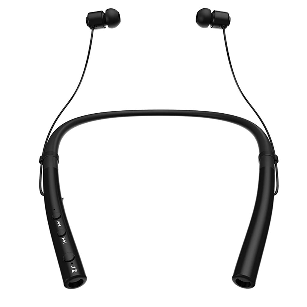 C-Xka Waterproof Sweatproof Bluetooth Headset Sports Wireless Running Halter-style Strong Bass Bluetooth Headset