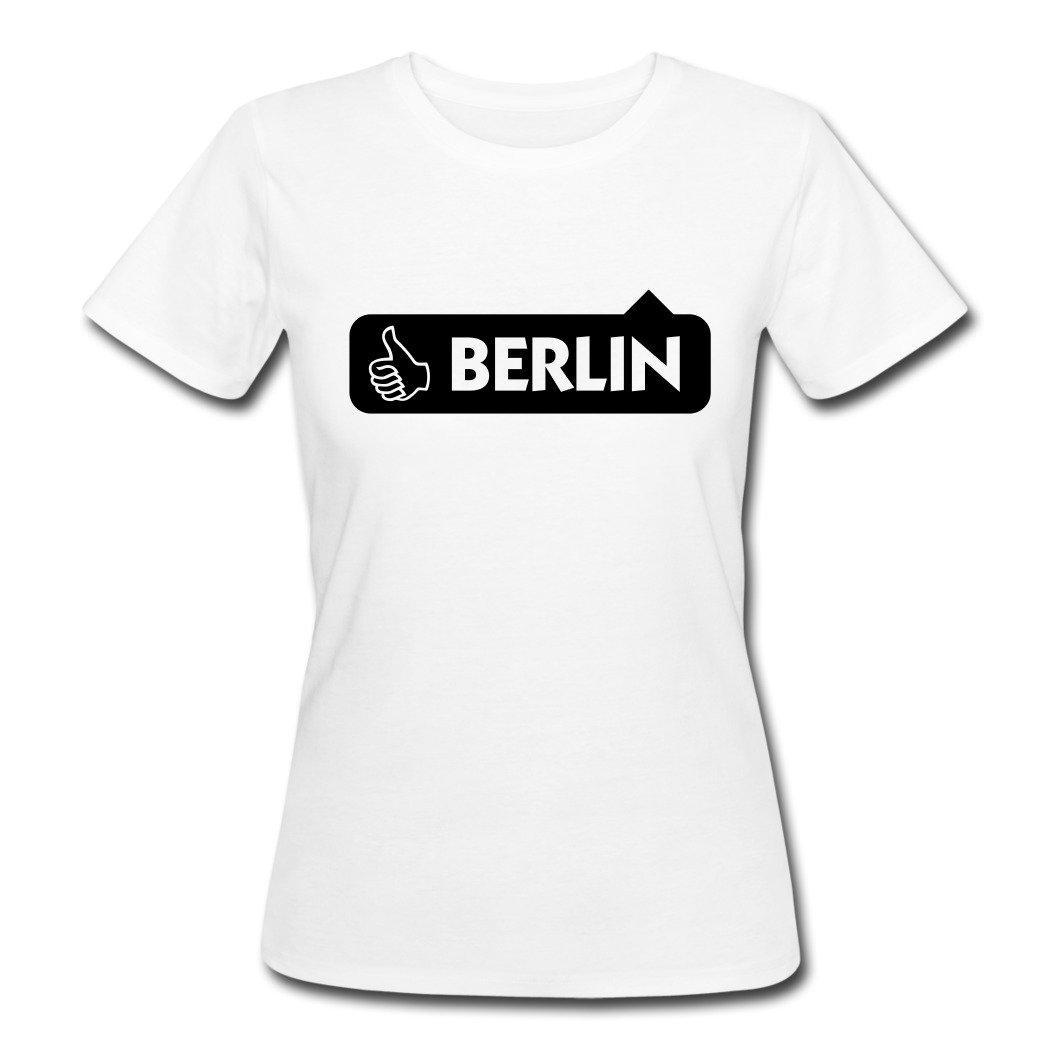 Amazon.com: BOSO Womens Berlin Thumb White T-Shirts XL ...