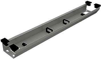 Metall Kabelkanal Schreibtisch Kabeldurchlass Zur Aufnahme Von