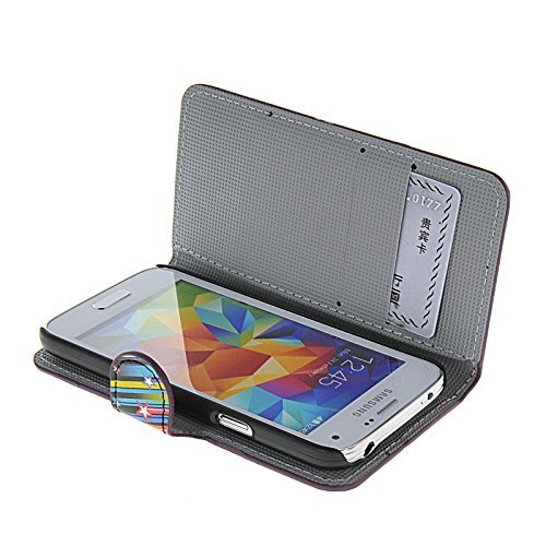 HTC ONE M7 Case,case for HTC ONE M7,Thinkcase Flower Wallet Leather Carrying Case Cover With Credit ID Card Slots Flip leather case For HTC ONE M7 03#