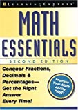 Math Essentials, Steven L. Slavin, 1576853055