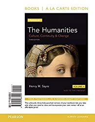 2: Humanities: Culture, Continuity and Change, The,  Volume II, Books a la Carte Edition (3rd Edition)