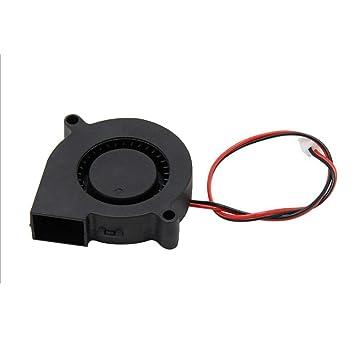 H.Y.FFYH Accesorios para impresoras 3 PC DC 12V Impresora 3D ...